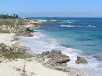 Trigg Beach near where Ilive