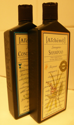 Alchemy shampoo and conditioner
