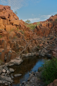 just one gorge in the Burrup on Flickr by Alan Thompson
