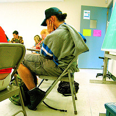 in class by Susan NYC on Flickr