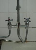 my decrepit plumbing